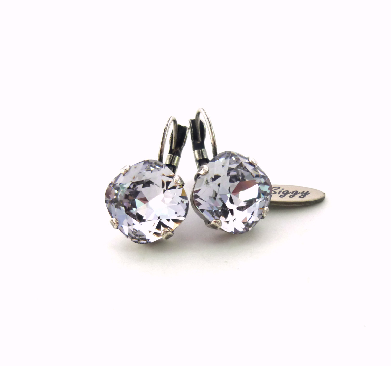 12mm Swarovski crystal earrings 6b6c25e08064
