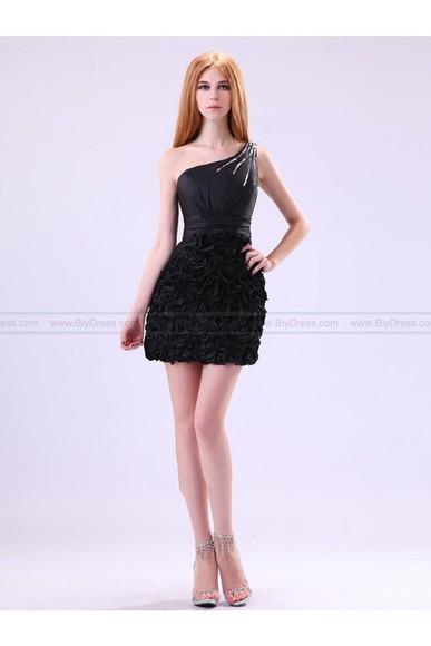prom dress one shoulder evening dress one shoulder dresses