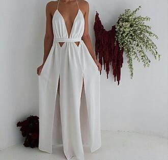 dress white maxi dress maxi dress white dress