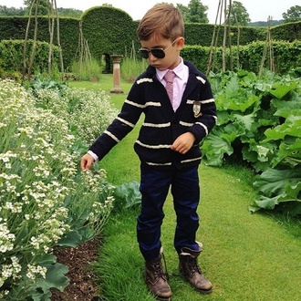 cardigan guys toddler kids fashion sunglasses swag combat boots alonso