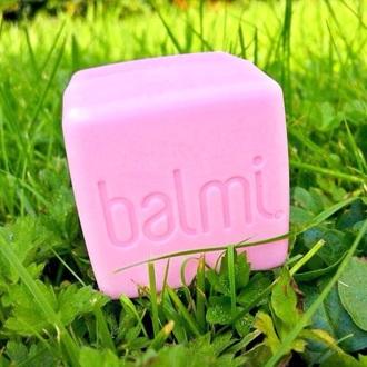 make-up pink balmi lip balm