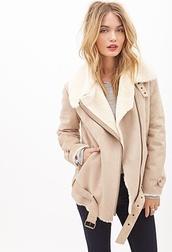 jacket,biker jacket,suede jacket,wool jacket,wool coat,fall outfits,fall jacket,fall coat,shearling
