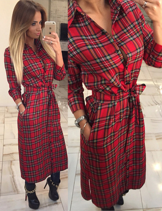 dress boho dress dress corilynn maxi dress prom dress red dress checkered checked skirt outfit outfit idea fall outfits tumblr outfit summer outfits winter outfits cute outfits urban outfitters date outfit streetwear streetstyle hipster girly girly wishlist dope wishlist grunge wishlist winter swag swag