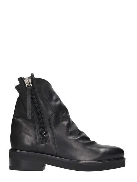 CINZIA ARAIA leather ankle boots ankle boots leather black black leather shoes