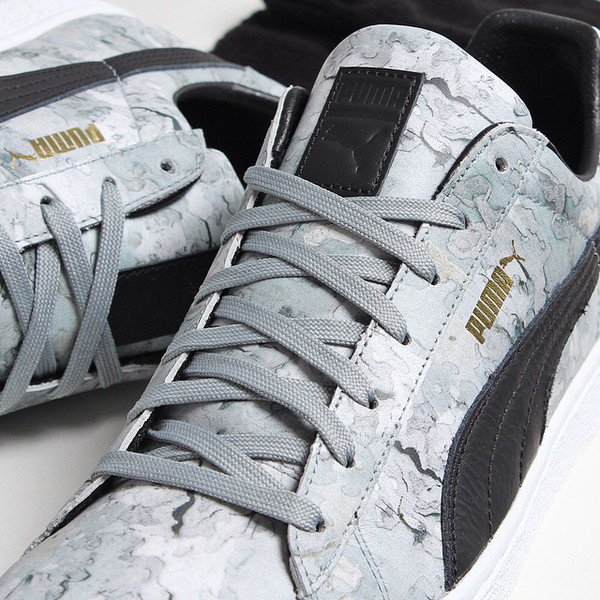 puma sneakers puma quarry puma basket trainers camouflage
