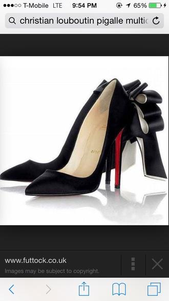 shoes ribbon christian louboutin sale
