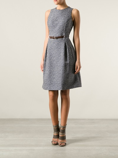 Michael Kors Belted Dress - Twentyone St. Johns Wood - Farfetch.com