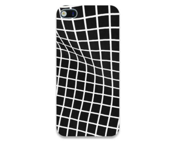 phone cover, cover, aesthetic, grid, black, white, grunge ...