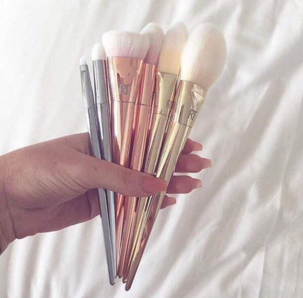 make-up makeup brushes face makeup