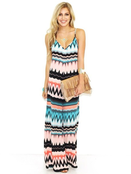 maxi dress dress colorful