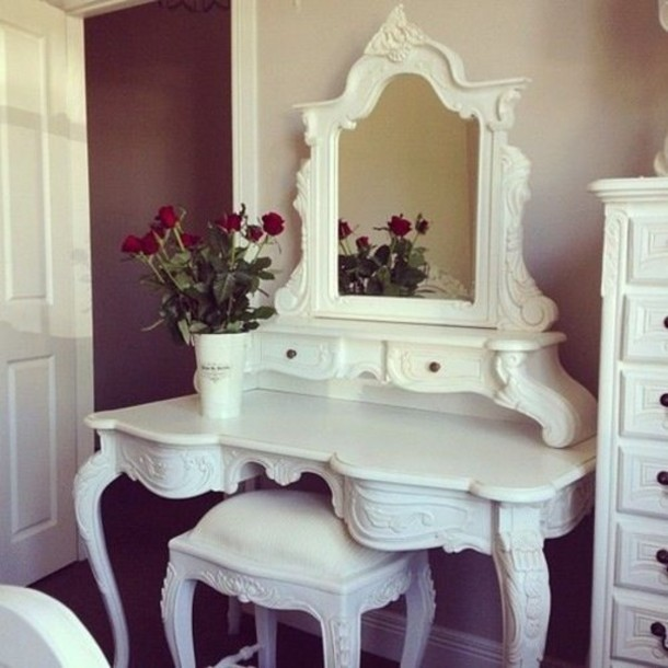 Nail Polish, Makeup Table, Home Decor, Makeup Table