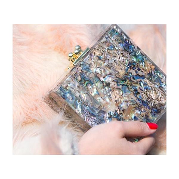 Marble swival clutch