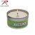 Triwick 120 Hour Survival Candle & Camping Stove Item 676