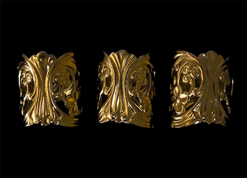 Lace Cuffs / Lace by Tanaya - Jewelry design by Tanaya Henry
