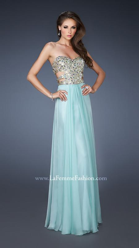 La Femme 18602 | La Femme Fashion 2014 -  La Femme Prom Dresses -  Dancing with the Stars