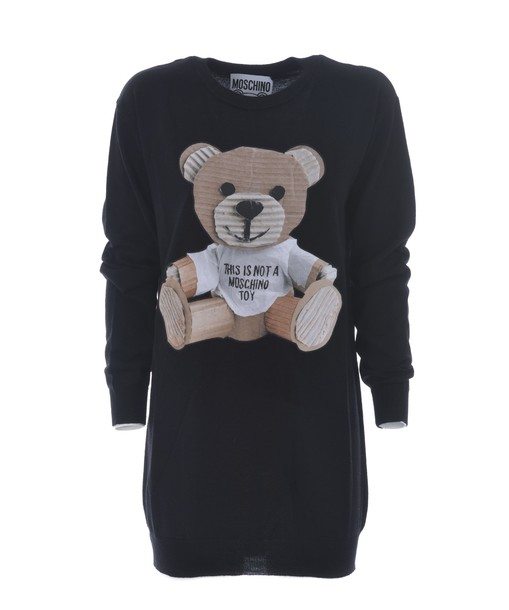 Moschino jumper bear sweater