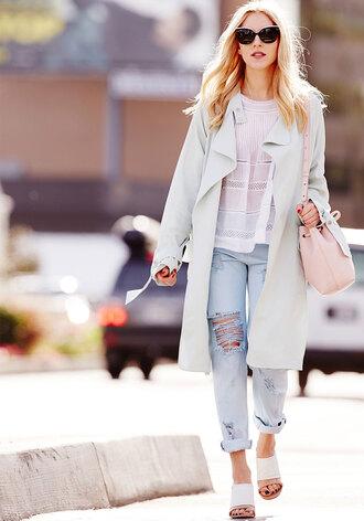 peace love shea jacket top jeans bag shoes sunglasses sweater jumpsuit shirt shorts jewels coat