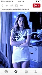 t-shirt,effy stonem,t-shirt dress