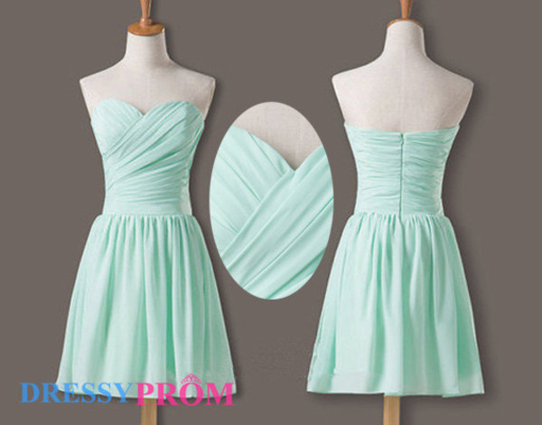 dress bridesmaid short bridesmaid dress mint bridesmaid dress mini dress sweetheart bridesmaid dress sweetheart dress