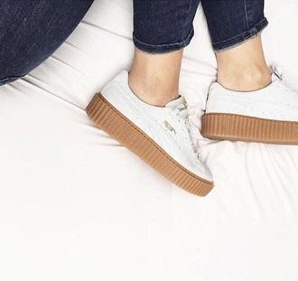 shoes puma x rihanna