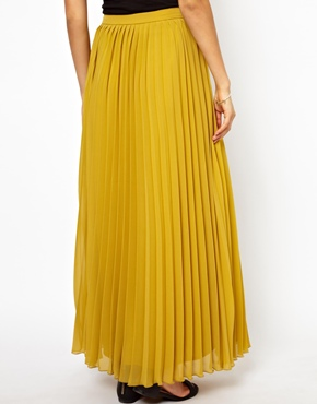ASOS | ASOS Pleated Maxi at ASOS