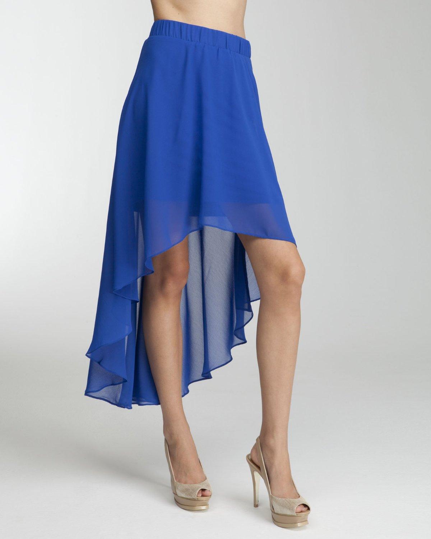 Bebe High Low Skirt @FASHIFY | @FASHIFY - A Miami Fashion Magazine, Blog, Shop, and More.