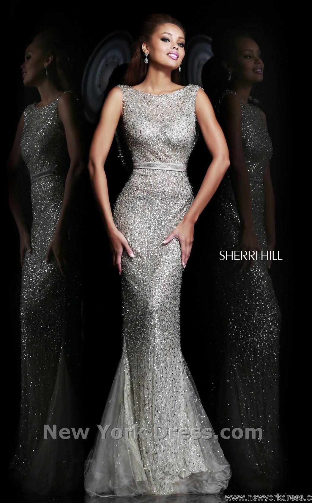 Sherri hill 4802 dress