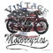 """""""vintage motorcycle t shirt"""" t"""