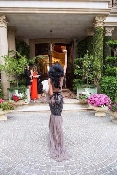 dress mermaid prom dress black pleated back black bow gown beige dress formal dress black dress lace purple mermaid prom dress pink dress prom dress