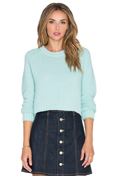 Vintageous sweater green