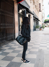 andy heart,jacket,bag,jeans,shoes,superga