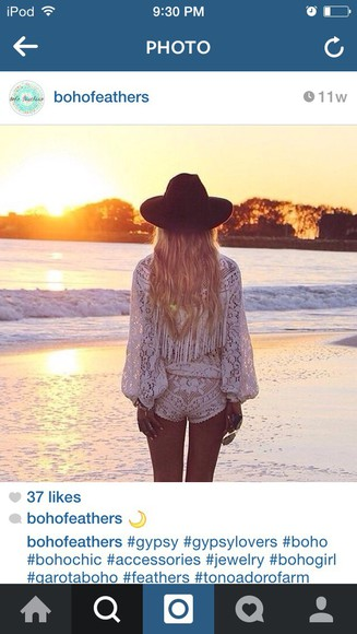 blouse crochet top crochet shorts