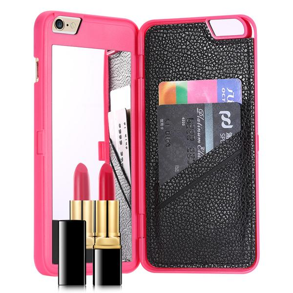 Mirror and Wallet iPhone Case