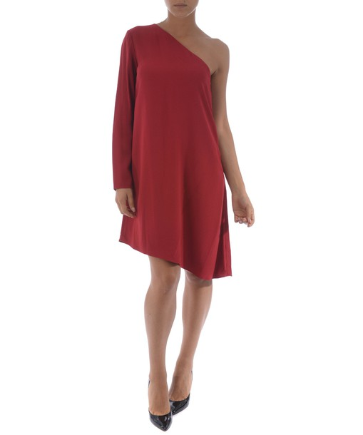 theory dress one shoulder dress