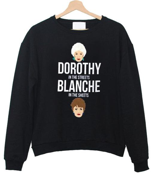 doroti blanche sweatshirt