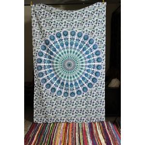 Mandala Wall Decor mandala wall decor bed decor hippie hippy tapestries peacock