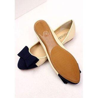 ballet flats shoe fahsion shoe
