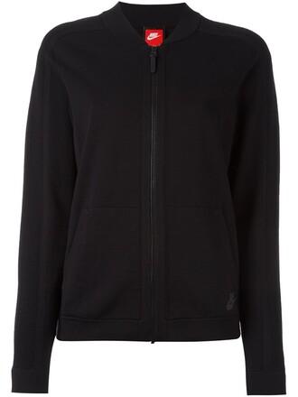 jacket mesh black