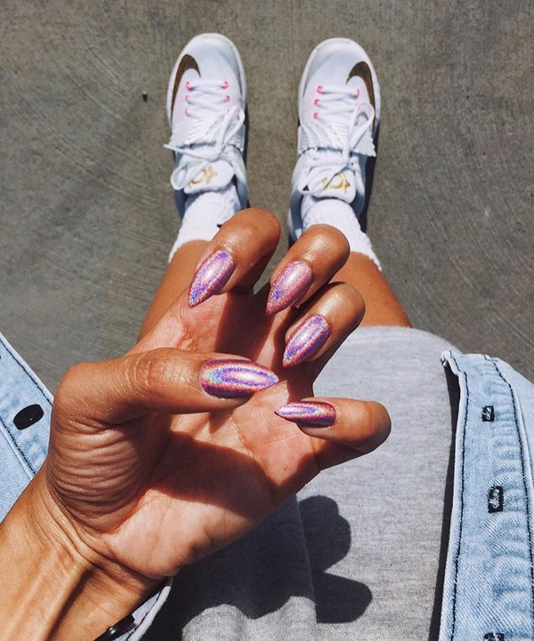 online store 9b1fe 1a28b ... wholesale nail polish oval nails holographic pink nail art nails nike  nike running shoes nike shoes