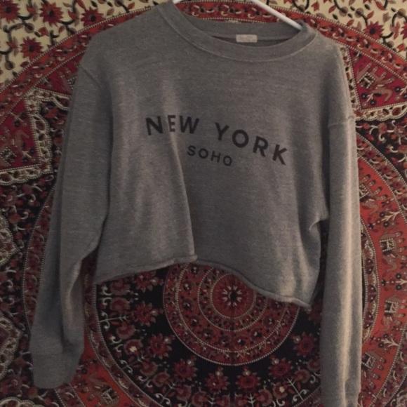 25 Off Brandy Melville Sweaters New York Soho From Jordans