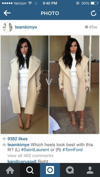 shoes kim kardashian pointed toe boyfriend coat strappy heels