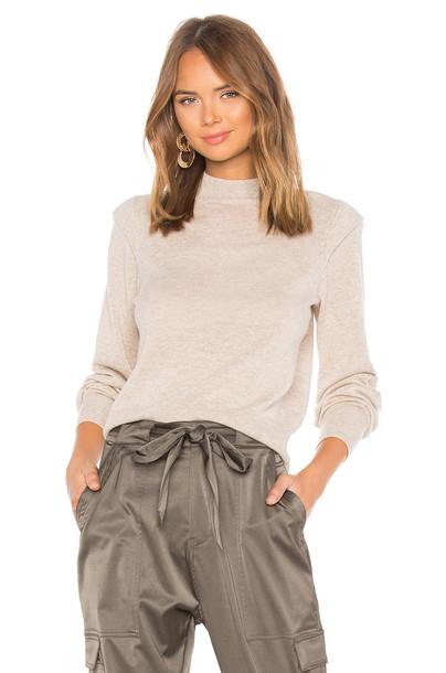 Joie Atilla Sweater in beige / beige
