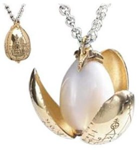 Harry Potter Golden Egg Pendant: Amazon.co.uk: Toys & Games