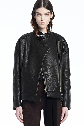 Dorothy Leather Jacket | J Brand