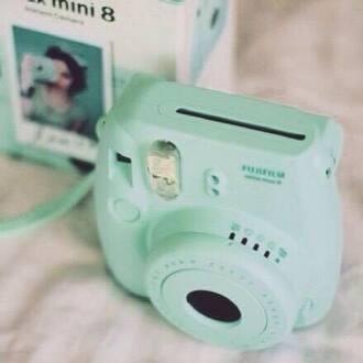 home accessory instax mint fujifilm fijifilm instax mini 8 polaroid camera fujifilm insta mini 8 mint camera camera cute home decor
