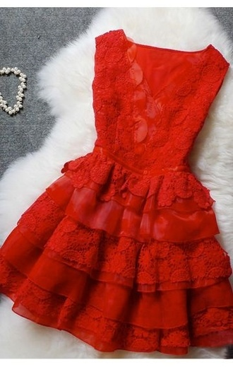 dress red dress red lace dress red lace lace lace dress