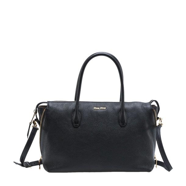 Miu Miu bag tote bag black