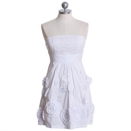 purely pretty white dress 62 99 shopruche
