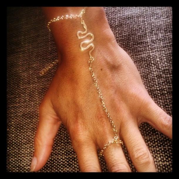 jewels bracelets ring gold
