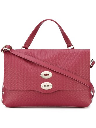 satchel women purple pink bag